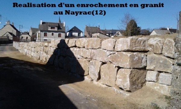 Enrochement granit le Nayrac (12)
