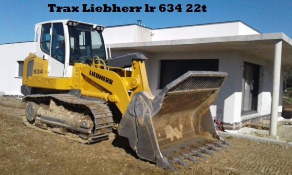 Trax Liebherr LR 634 22t