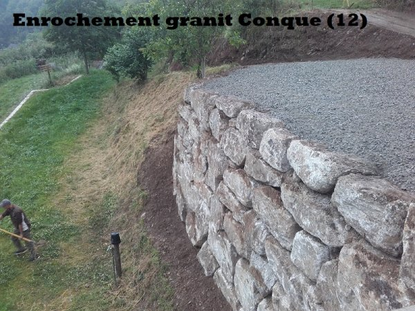 Enrochement granit Conque (12)