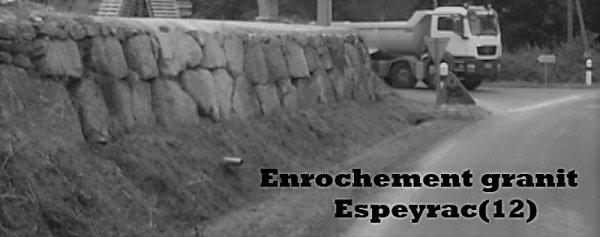 Enrochement granit Espeyrac (12)