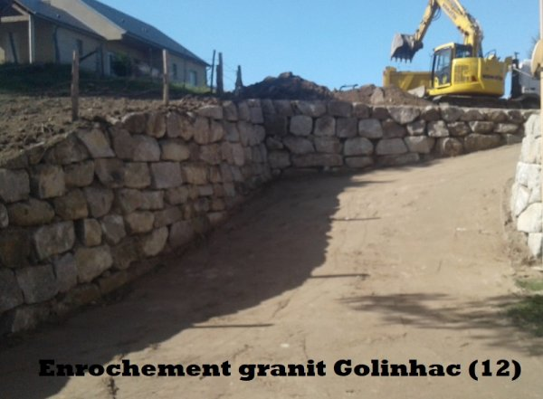 Enrochement granit Golinhac (12)