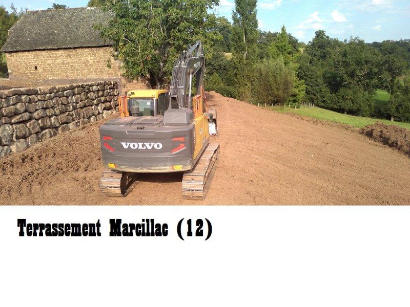 Terrassement Marcillac