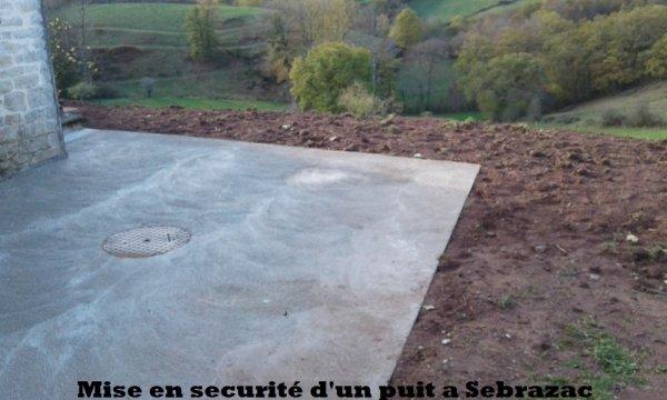 Mise en securité d'un puit a Sebrazac (12)