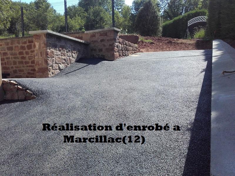 Réalisation d'enrobé a Marcillac (12)
